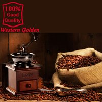Wholesale family use hand work manual large coffee grinder mills