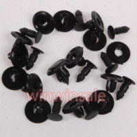 Wholesale 100 Engine Under Cover Push Type Clip Retainer Fastener Toyota Lexus toyota yaris car accessories