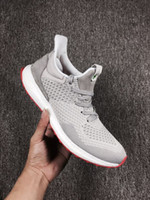 ad best - Solebox x AD Consortium Ultra Boost Uncaged Running Shoes Mens womens Sneakers Best Quality Cheap Fashion