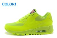 american shoe factory - Lover Maxs USA flag Men Running Shoes Hot sell American independence Day factory outlet sneaker for men