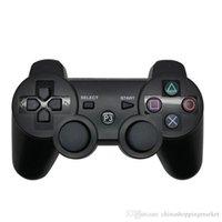 achat en gros de video games-Contrôleur de jeu sans fil Bluetooth pour PlayStation 3 Contrôleur de jeu PS3 Joypad Gamepad pour jeux vidéo Android 11 couleurs disponibles