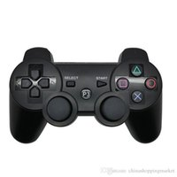 Wholesale Wireless Bluetooth Game Controller for PlayStation PS3 Game Controller Gamepad Joystick for Android Video Games Colors Available