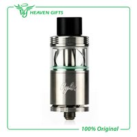 auto drip - Wismec Cylin RTA Atomizer with ml e Juice Capacity with an Auto Dripping System Notch Coil Cylin RTA Tank