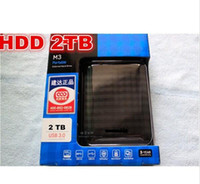 external hard drive 2tb - 2016 NEW M3 quot USB3 External Hard Drive TB Black HDD Portable disk Hot sales Year Warranty