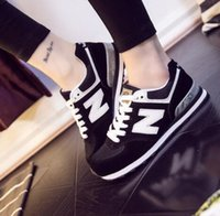 air balance sneakers - 2016 Brand New Shoes Balanced Boy Girl Red Kids Sneakers Keeping Fashion Sports Shoes Running Shoes Women Men Gifts