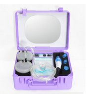 Wholesale Box type water oxygen meter deep cleansing instrument water carving instrument household washing apparatus whitening and hydrating and skin