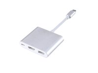 Wholesale USB Type C Hub USB C to USB HDMI Type C Female Charger for other compatibile devices