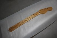 Wholesale DIY semi finished retro yellow neck ST paragraph product electric guitar