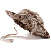 Wholesale Tactical Airsoft Sniper Camouflage Boonie Hats Nepalese Cap Militares Army Mens American Military Accessories