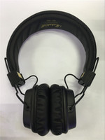 Wholesale DJ Marshall Major II Headset Noise Cancelling Headphones With Mic Deep Bass DJ Hi Fi Earphones Professional DJ Monitor Headphone Hot Sale