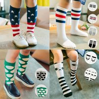 Wholesale Large collection different fashion winter all kinds of design of lovely boys and girls of pure cotton socks