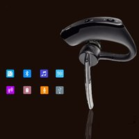 Wholesale Bluetooth Headset Voyager Legend With Text And Noise Reduction Stereo Headphones Earphones For Iphone Samsung Galaxy HTC