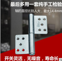 Wholesale The new stainless steel wire drawing flat open hinge hinge s inch hinge hinge of door and window hardware