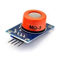 alcohol sensor circuit - MQ alcohol sensor module ethanol concentration alcohol gas detection circuit module