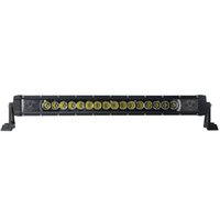 Wholesale 24inch led light bar offroad light bar W led light bar with background light daytime driving light