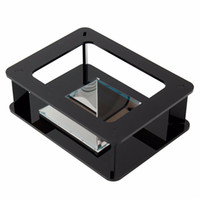 Wholesale 135x102x45mm Universal SmartPhone DIY Holographic D Phones Projection Pyramid For Mobile Cell Phone