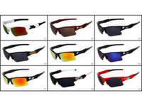 Wholesale Price Men Outdoor Cycling Wind Goggle Half Frame Fashion Sunglasses Summer Designer Sun Glasses Resin Lenses