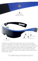 android wifi connect - VR all in one VR Glasses D Movie D game Glaxxes Virtual Reality with WIFI Phone bluetooth connect build in wireless