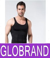 Wholesale NEW New High Quality Men s Slimming Body Shaper GLO142