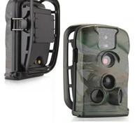 Caméra de chasse de la faune étanche à l'eau 5210A 12MP HD caméra numérique de sentier infrarouge scouting 940nm IR enregistreur vidéo LED Portable