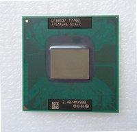 Wholesale Core Duo T7700 GHz MB MHz SLAF7 PGA478 Socket M Mobile Laptop Processor Tested ok