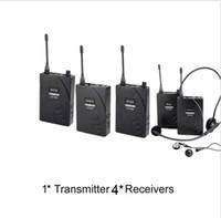 acoustic audio system - Wireless Acoustic Transmission System Tour Guiding Simultaneous Translation Audio visual Eduation Transmitter and Receivers by aibierte