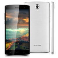 Wholesale Original Homtom HT7 Pro quot HD Smartphone MTK6735P Quad Core Android Mobile Phone G RAM G ROM Dual SIM Cellphone