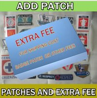 Wholesale Extra fee For additional pay on your order Shipping fee one usd patchs fee one usd Difference