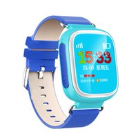 Wholesale Q60 Smartwatch Kids Safe Wristwatch GPS Location SOS Call Anti lost Function Tracker Locator for iPhone Samsung Android IOS Smartphone