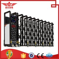 automatic front door - automatic outside front gate electric folding security entry doors from china L1439