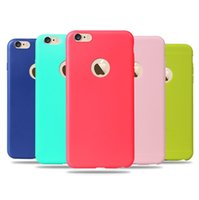 apple rubber bumpers - Rubber Silicone case for iphone S plus S SE ultra thin silicon gel soft jelly rubber bumper case