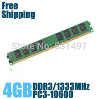 Wholesale Brand New Sealed DDR3 mhz mhz mhz PC3 GB GB GB Desktop RAM Memory Lifetime warranty