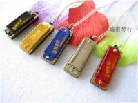 Wholesale 10pcs New Mini Harmonica hole tone Necklace C Free shiping mini harmonica harmonica necklace