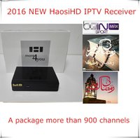 asia and africa - Genuine Haosi Best Newest Cheapest Arabic IPTV IPTV Set Top Box HDTV and IPTV Arab Free Europe Americas Africa Central Asia East