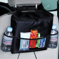 Wholesale Useful Car Back Seat Organizer Drink Food Storage Cover Container Automobiles Auto Interior Bag Styling Multi Pocket Travel Bags