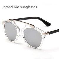 Wholesale 2016 designer Sunglasses Metal Sunglasses Designer Sunglasses For Women Restoring Ancient Ways Is Sunglasses UV Beach sunglasses