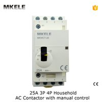 Wholesale MKWCT M Household AC Contactor Module P NO A Modular Operated By Manual Control Contator