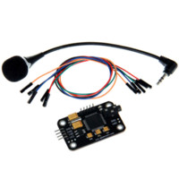 Wholesale Voice Recognition Module for Arduino Compatible Control your devices Dropshipping module voice modulation spectrum modulation spectrum