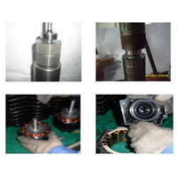 Wholesale Black Stepper Motor FHB86 Replacement Parts Motors with Resistance mm Length High Quality Hot Sale
