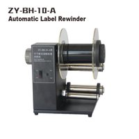automatic recycling machine - ZY BH A Desktop Automatic label rewinder Label recycling machine Label roll retractor machine
