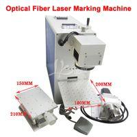 Wholesale LY w optical fiber laser marking machine laser marker machine for metal wood pvc plastic V V