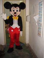 Traje de mascota adulto Mickey Mouse Souris Mickey