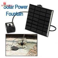 best pond pump - BEST Garden Fountain Solar Power Fountain Water Pump Panel Kit Pool Home Garden Fish Pond cm