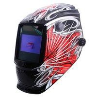 arc view - Spide Out control Big view eara arc sensor Solar auto darkening TIG MIG MMA welding mask helmet welder cap glasses face mask