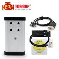 Wholesale Top Selling TCS CDP Pro in Black Color with Keygen software Diagnostic Interface for cars amp Trucks
