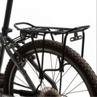 bicycle water bottle storage - New kg V Brake Disc Brake Cycling Bicycle Bike Rear Rack Seat Rack bicycle water bottle storage