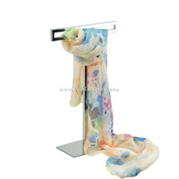 Wholesale Scarf Display Scarf Holder Tie Rack Tie Holder Stand Ties Display etail metal hook hanging necktie display holder tie displays