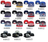 Wholesale Basketball Snapback Baseball Snapbacks All Team Football Snap Back Hats Womens Mens Flat Caps Hip Hop Snap Backs Cap Cheap Sports Hats DHL