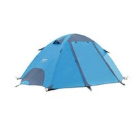 Wholesale Desert Fox Double Tents Outdoor Tent Professional Level Against The Rain Camping Tents Aluminum Rod Camping Doors Tents