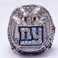 Wholesale 2011 American football New York giant Super Bowl Sports Men Replica Chamberlain Replica championship ring material VIP STR0